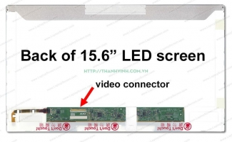 Màn hình laptop Toshiba SATELLITE PRO L650 SERIES