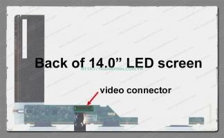 Màn hình laptop Toshiba SATELLITE PRO L510 SERIES