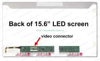Màn hình laptop Toshiba SATELLITE PRO C650 SERIES
