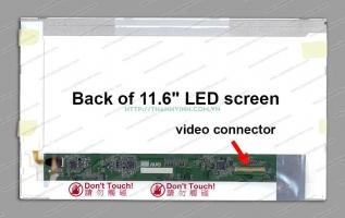 Màn hình laptop Toshiba SATELLITE T210D SERIES