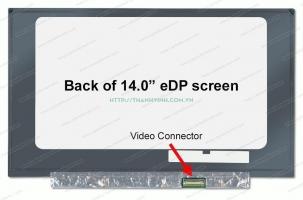 Màn hình laptop Lenovo YOGA 910 80VF SERIES